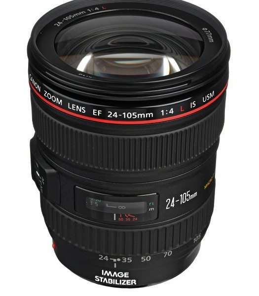 OBJETIVO CANON EF 24-105/4 L IS USM