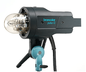 BRONCOLOR PULSO HEAD LAMP 3200 J