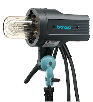 BRONCOLOR PULSO TWIN LAMP 2X 3200 J
