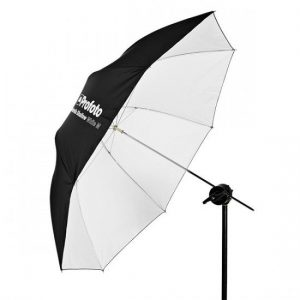 Umbrella Shallow White  300x300 - PARAGUAS PROFOTO BLANCO 90 CM + DIFUSOR