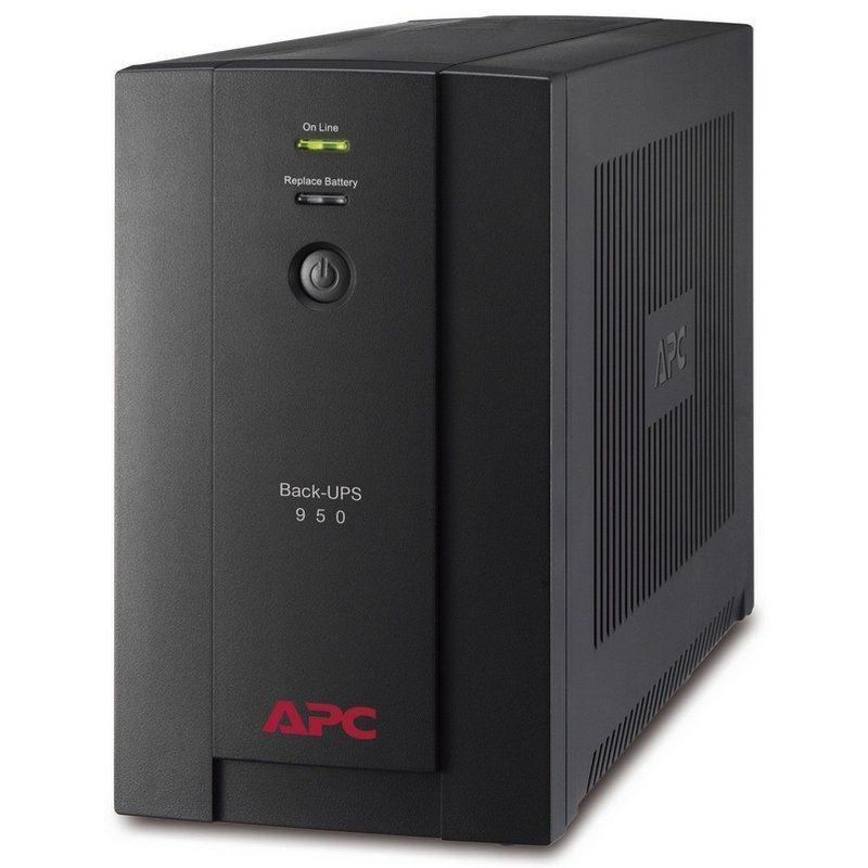 SAI APC BACK-UPS 950VA (480W)