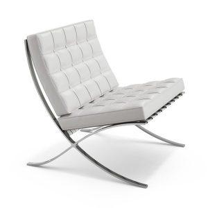 barcelona chair knoll 01 300x300 - Sillón Barcelona