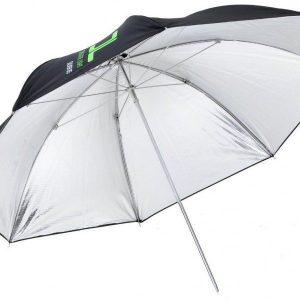 paraguas cl 85 cm plata difusor 300x300 - PARAGUAS CL 85 CM PLATA + DIFUSOR