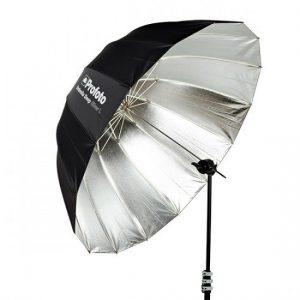 paraguas profoto deep l platadifusor 300x300 - PARAGUAS PROFOTO 130 DEEP L PLATA + DIFUSOR