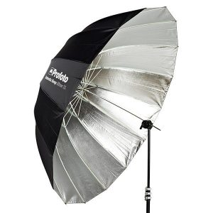paraguas profoto deep xl platadifusor 300x300 - PARAGUAS PROFOTO 165cm DEEP XL PLATA + DIFUSOR