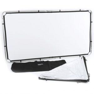 skylite 2x1 300x300 - Reflector Lastolite Skilite 2x1 Telas blanco/plata, WD 1 stop