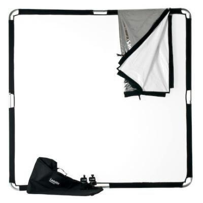 Reflector Skylite 2×2 Telas blanca/negra WD 1 stop