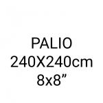 Telas para Palio 240x240 cm / 8 x 8'