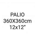 Telas para Palio 360x360 cm / 12 x 12'