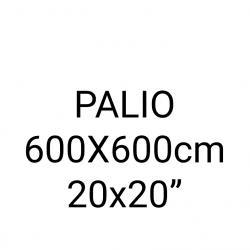 Telas para Palio 600 x 600 cm / 20 x 20'