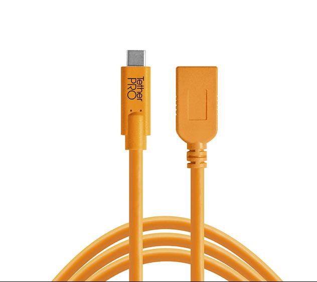 TetherPro USB-C a USB-A Adaptador hembra