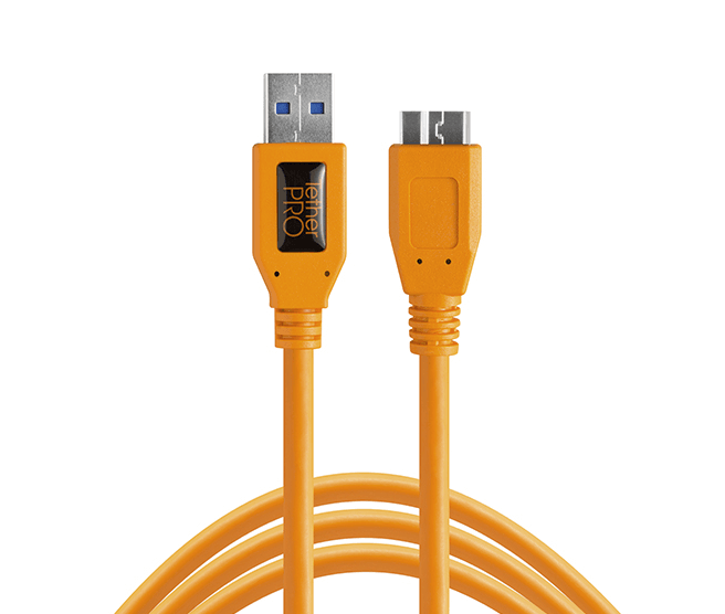 TetherPro USB 3.0 a Micro-B