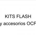 Kits flash y accesorios OCF