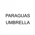 Paraguas/umbrella